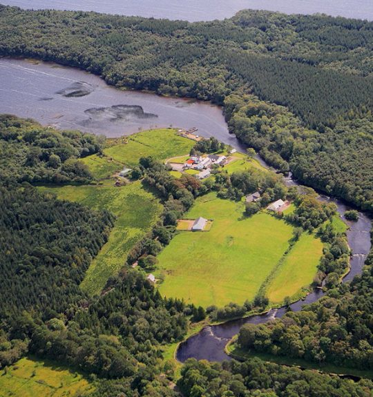 The Drowes Salmon Fishery